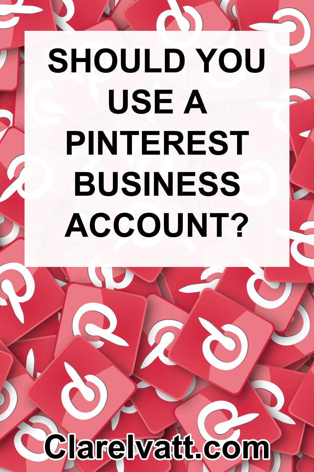 Do you need a Pinterest business account, or is it ok to use a personal one? What are the advantages of a business account? This article has the answers!